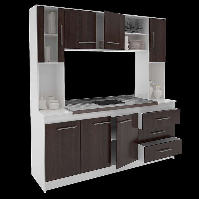 SUPER COMBO mueble de cocina