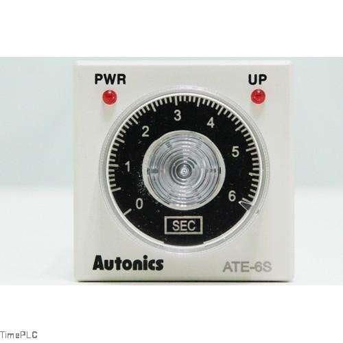 ATE6S,Temporizador Al trabajo,110/220VAC, 48x48mm