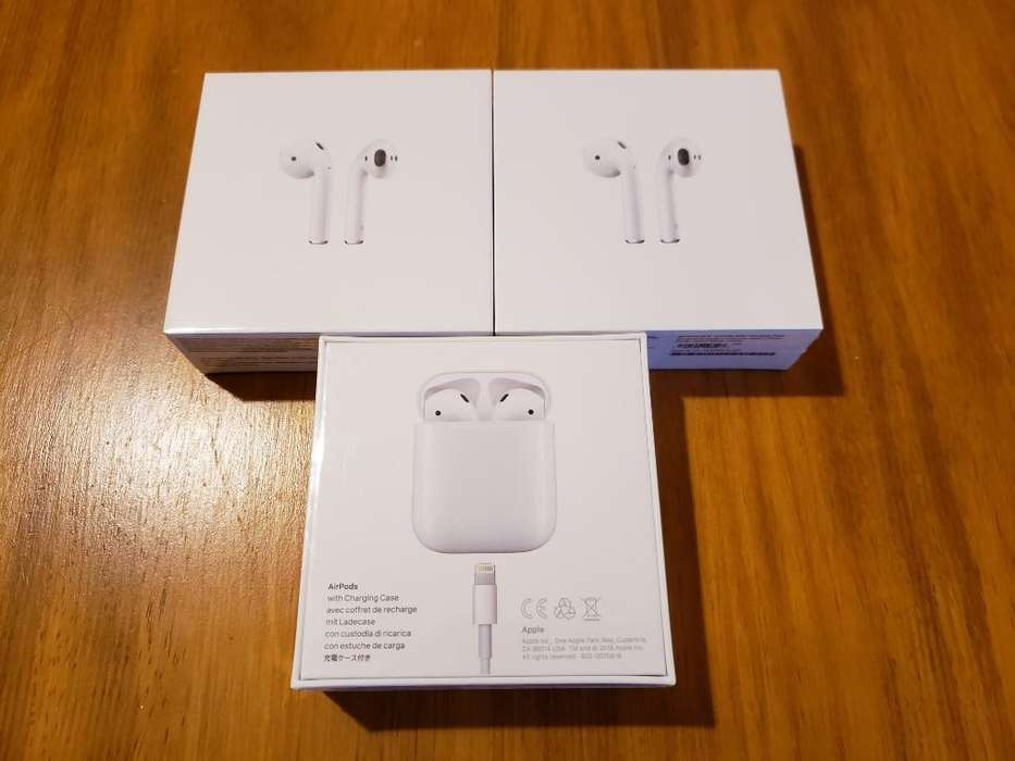 Auriculares Apple Airpod 2 Nuevo Sellado