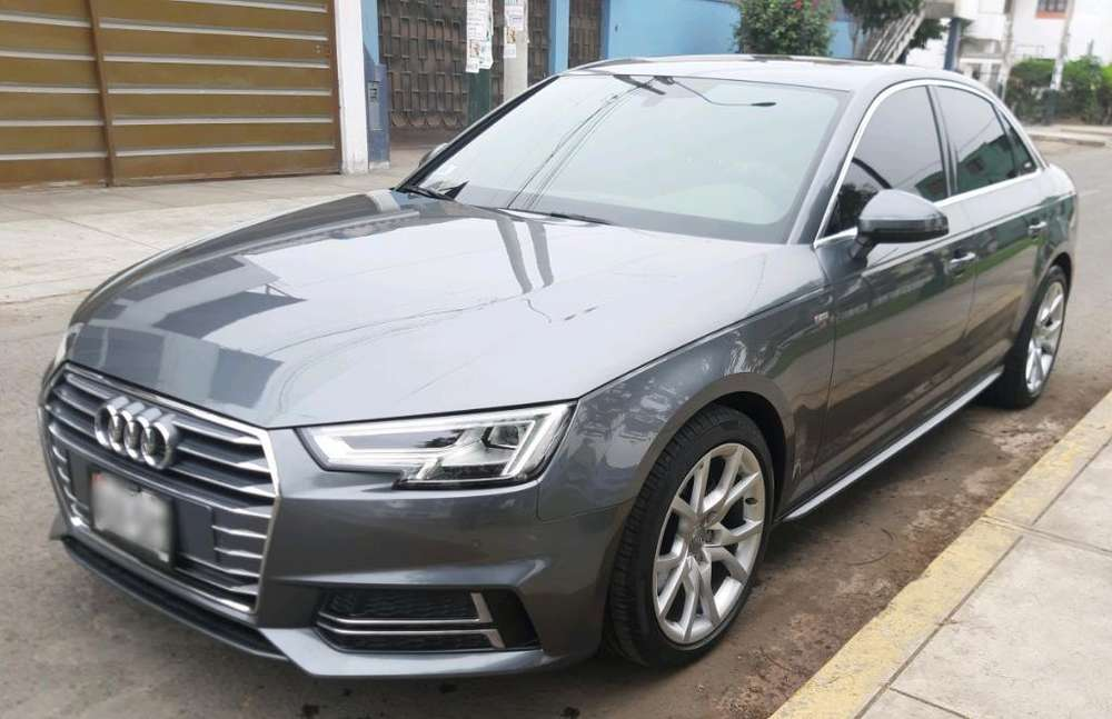 <strong>audi</strong> A4 2017 - 0 km