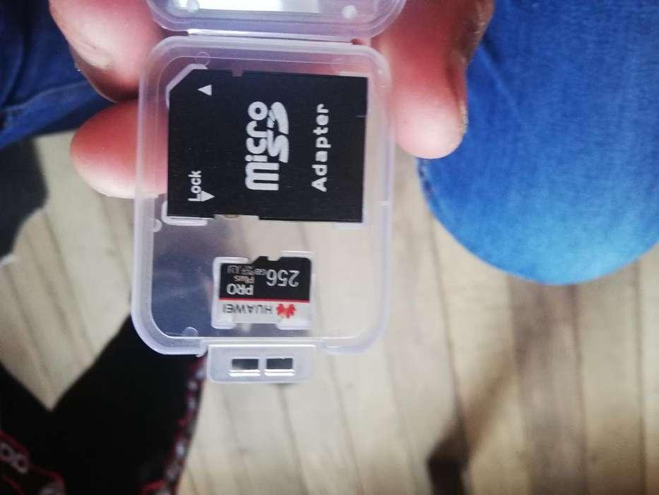 Memoria Sd Huawei de 256gb