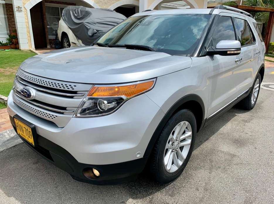 Ford Explorer 2014 - 57000 km