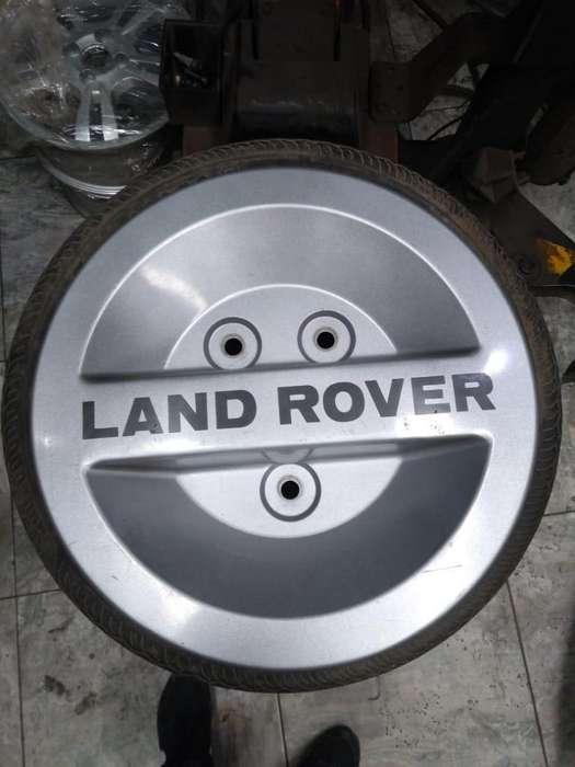 Tapa de auxilio para Land Rover Defender/Discover