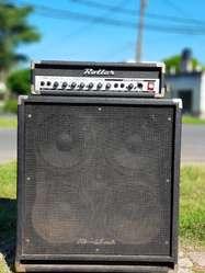 Amplificador Cabezal Roller