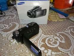 Video Camara Samsung Hmxf80