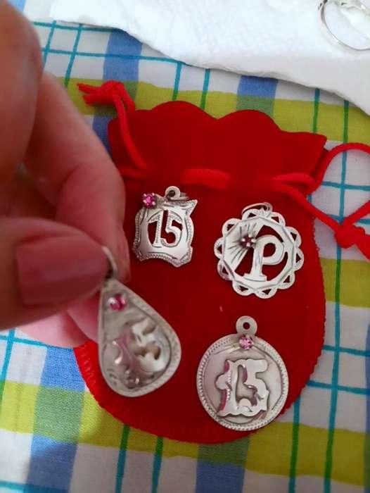 Medalla de Plata ,precio por Cada Una