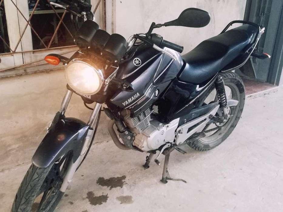 Vendo Ybr 125 Mod 2012