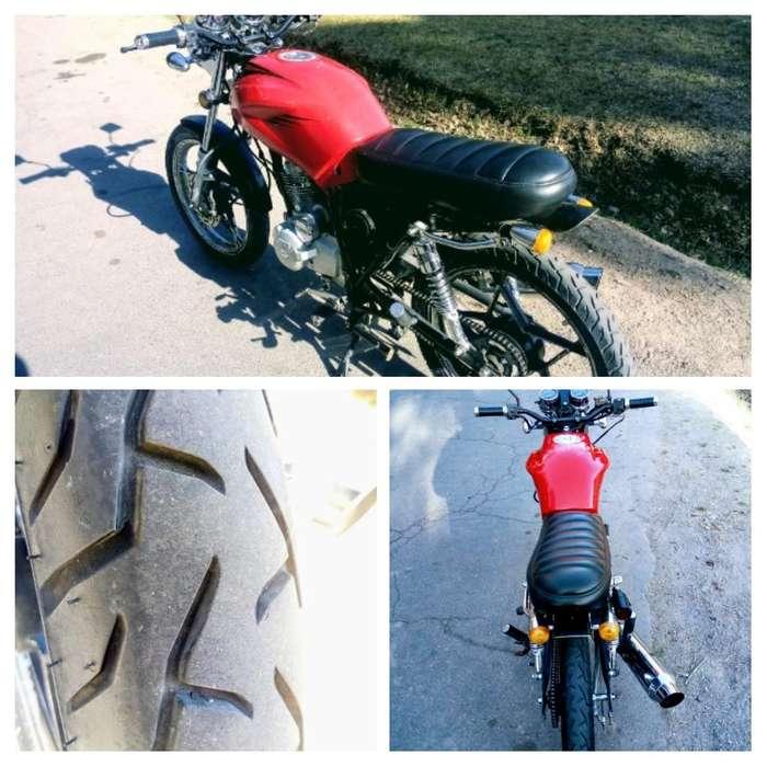 En Venta Moto Imsa de 125cc