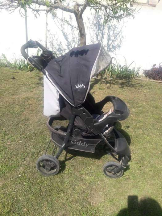 <strong>coche</strong> KIDDY mod. OMEGA TRAVEL con cobertor