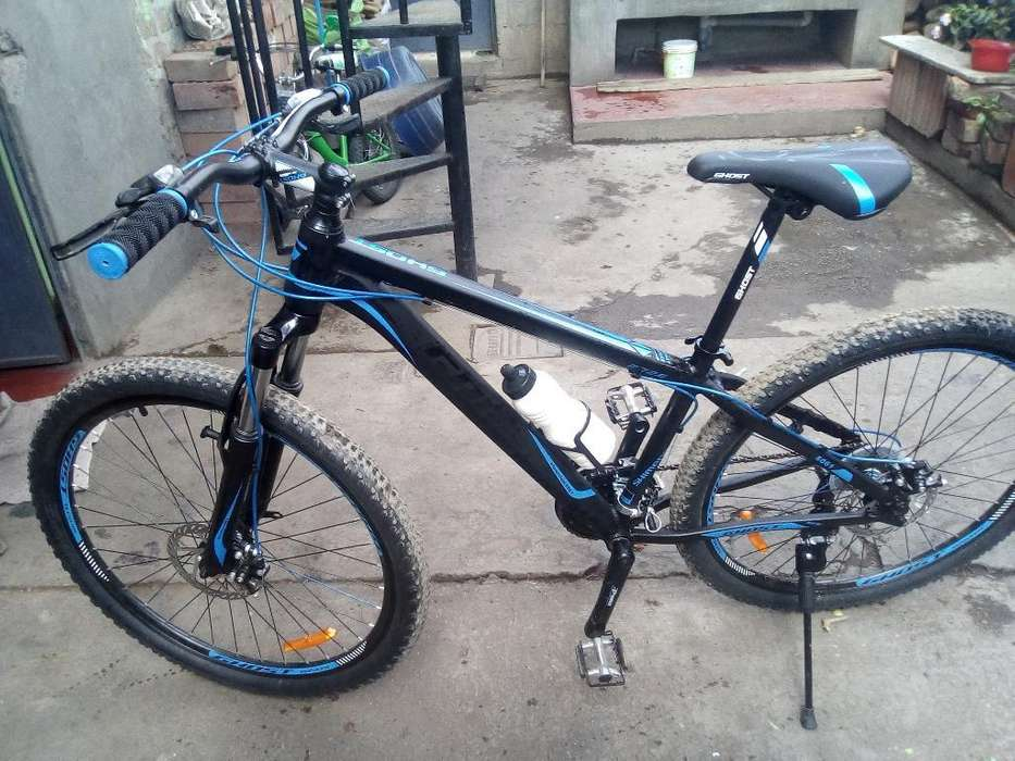 Bicicleta Montañera Ghost Aluminio Orig.