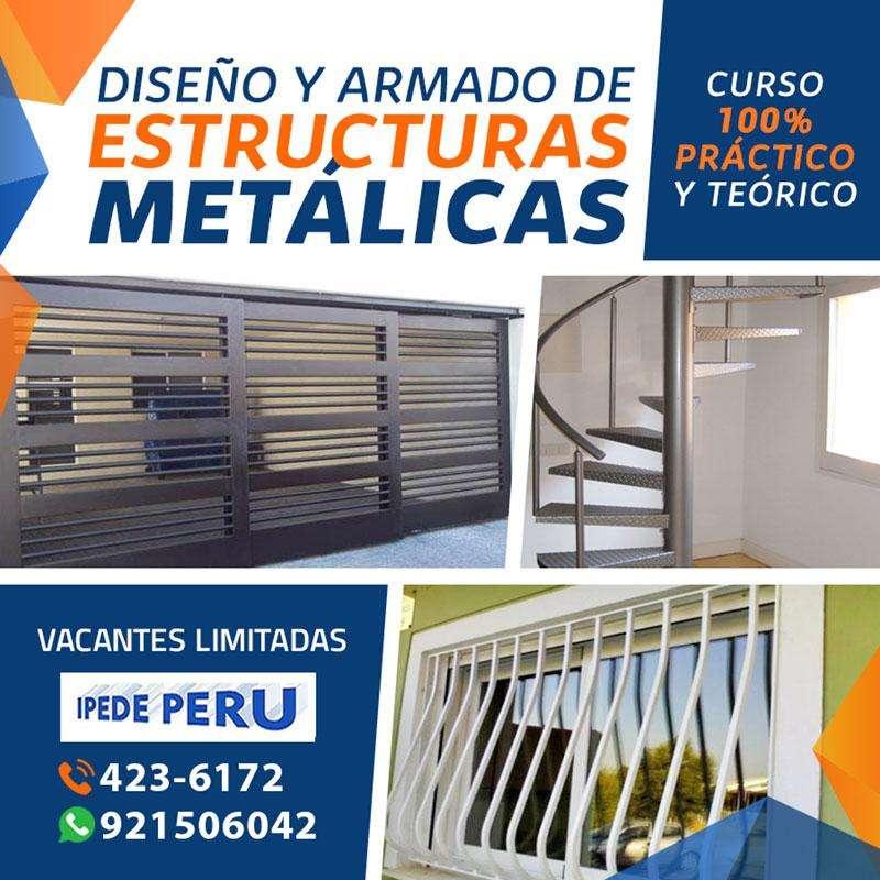 Curso De Estructuras Metalicas Lima Carpinteria Metalica