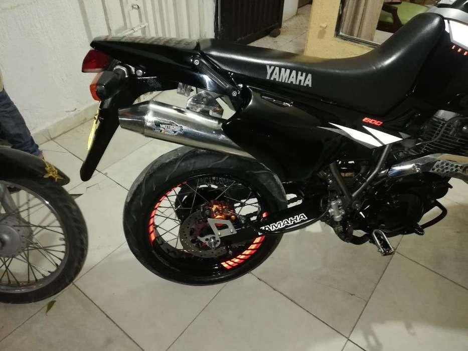 Yamaha Xt 600 Mod. 2005 papeles Al Día