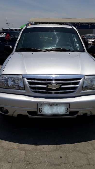Chevrolet Grand Vitara 2014 - 132000 km