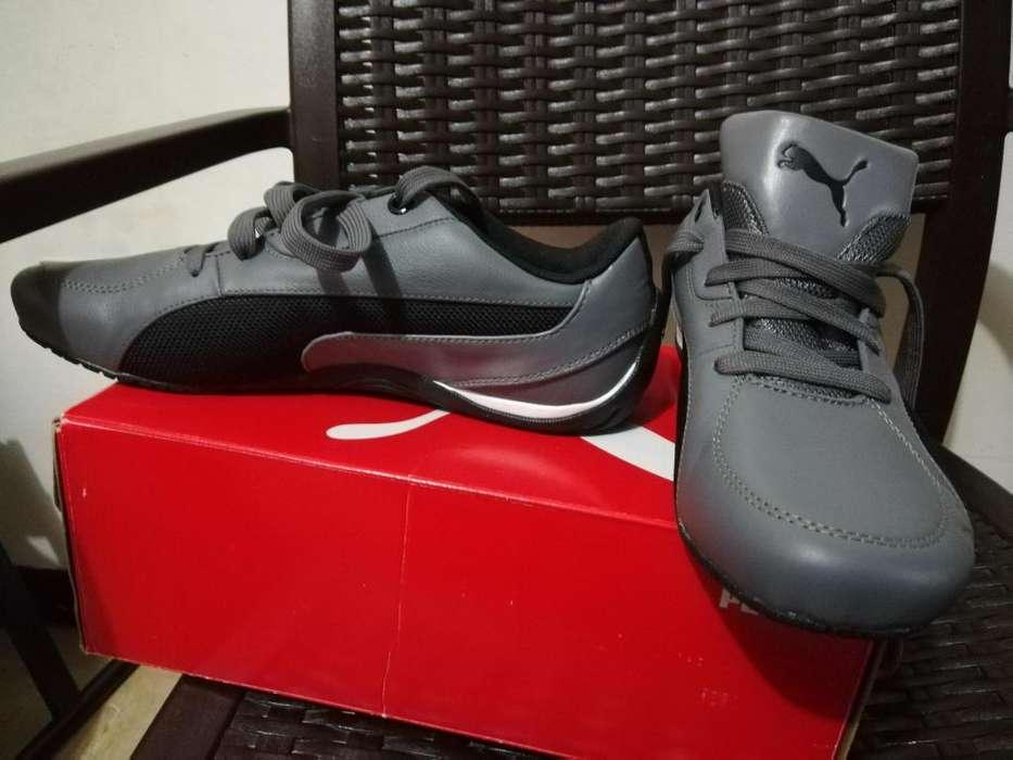 Zapatos Puma, nuevos, originales.