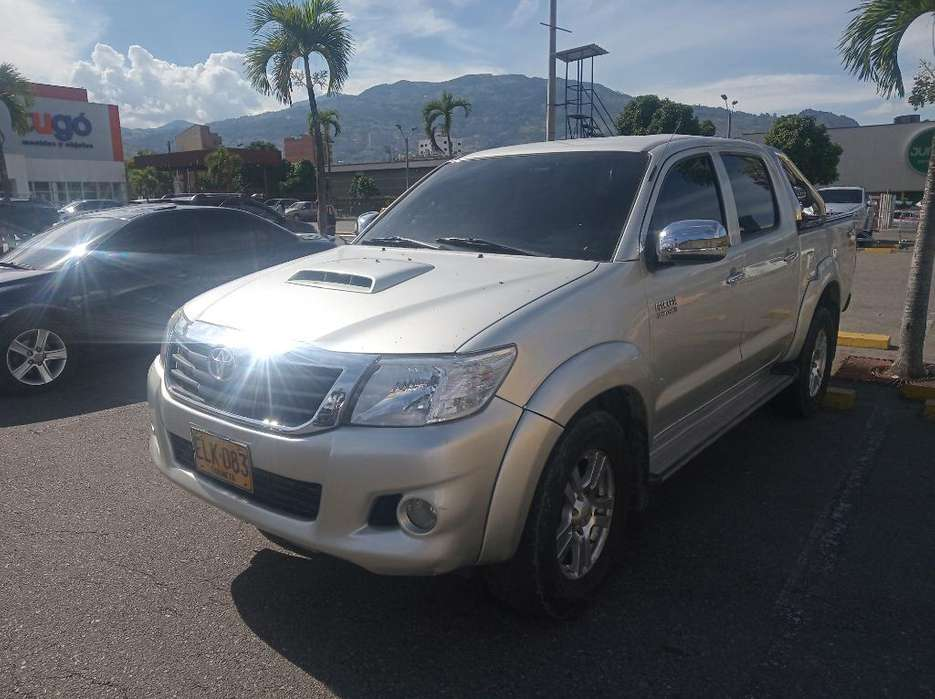 <strong>toyota</strong> Hilux 2008 - 147000 km
