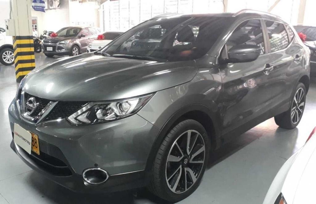 Nissan Qashqai Exclussive Automatica 4x4