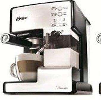 CAFETERA PRIMA LATTE 6601 OSTER CAPUCCINO 1.5 LITROS CAFE