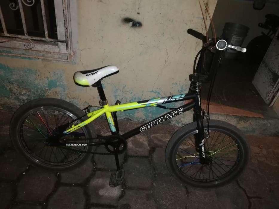 Vendo Bicicleta 90 Negociable