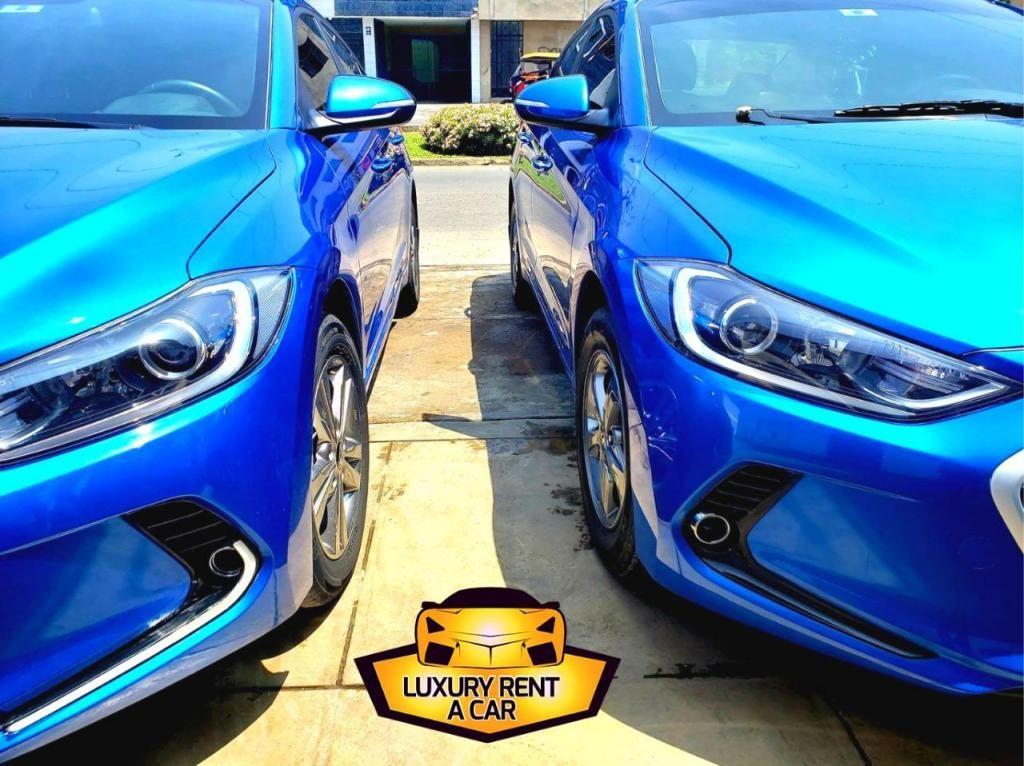 ALQUILER DE AUTOS - MG - LUXURY RENT A CAR