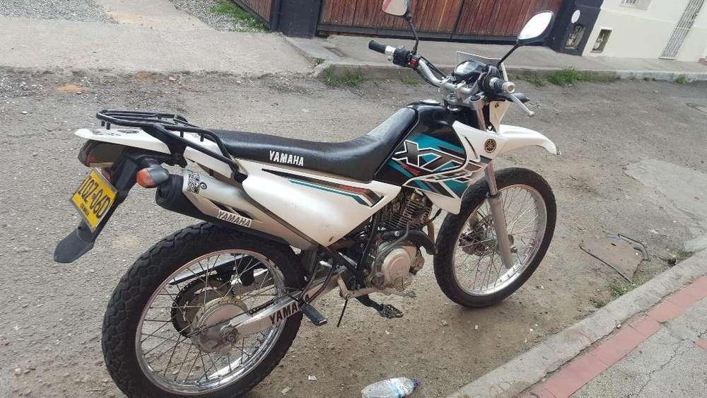 Yamaha Xtz125 2014 Papeles Julio 2020