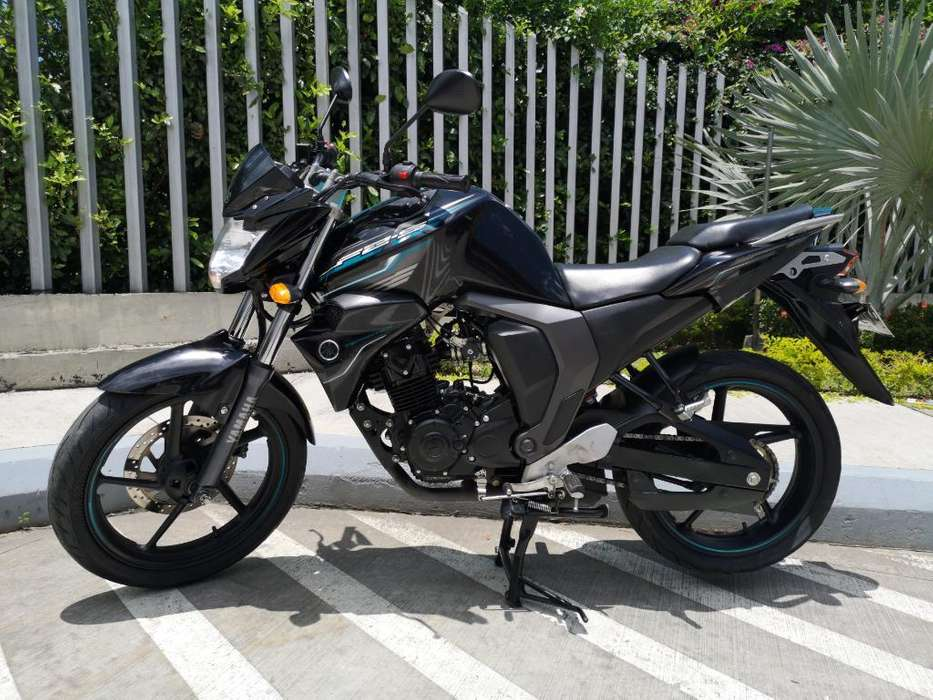 Yamaha Fz 2.0 2018 18mil Km Hermosa