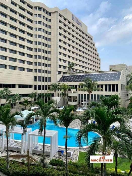 Renta, Alquiler, Arriendo Departamento de <strong>lujo</strong> en Hilton Colon, cerca de centros comerciales, norte de Guayaquil