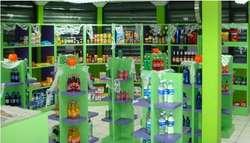 Muebles micro mercado o delicatessen