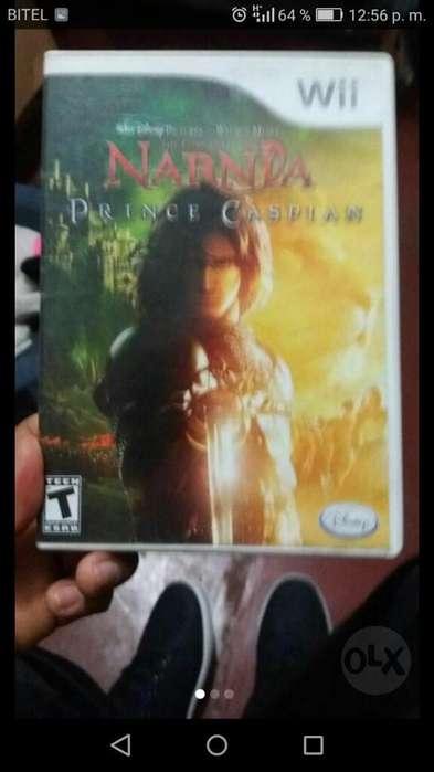 Juego Cronicas de Narnia Wii
