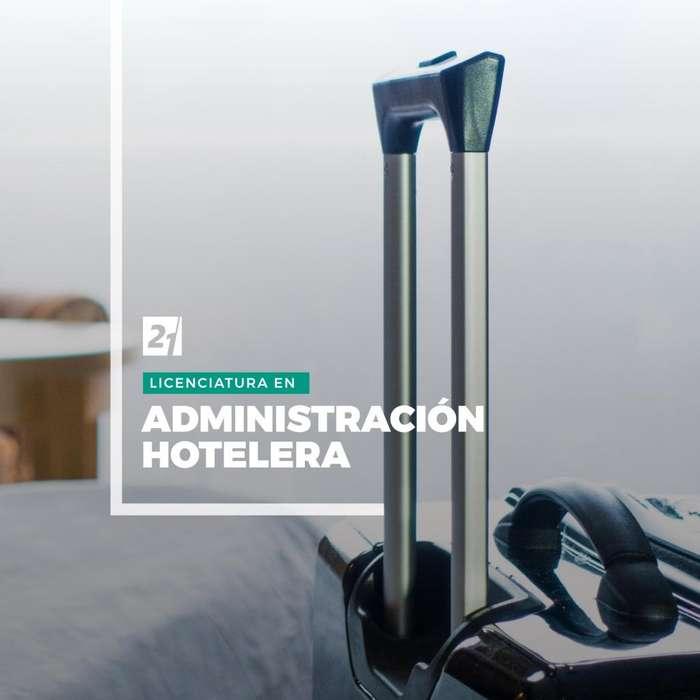 Licenciatura en Administración Hotelera - Universidad Siglo 21