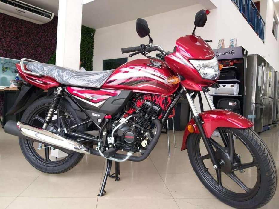 Moto honda dream neo 110 2019