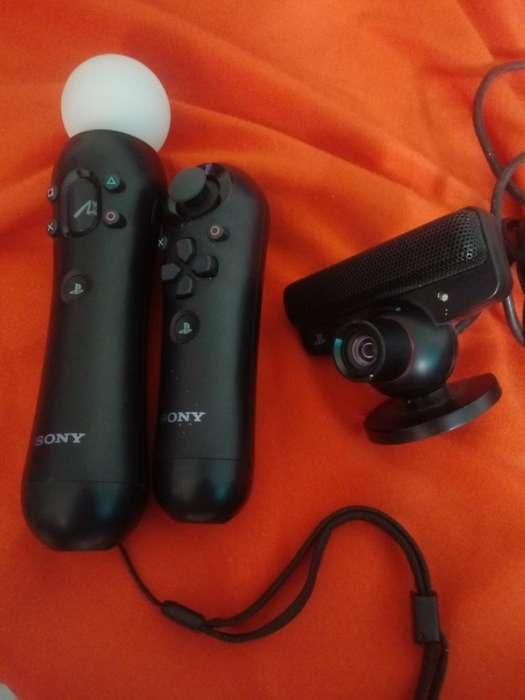 Accesorios de Ps3 Play 3 Camara T Sensor