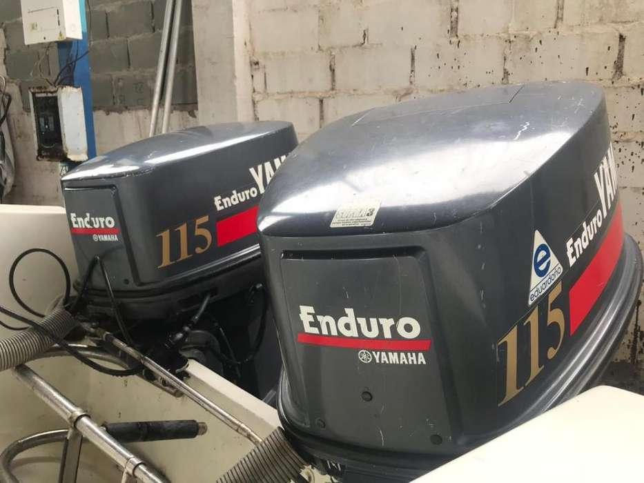 Vendo Motor(es) Fuera de Borda Yamaha 115 2 tiempo para lancha o bote