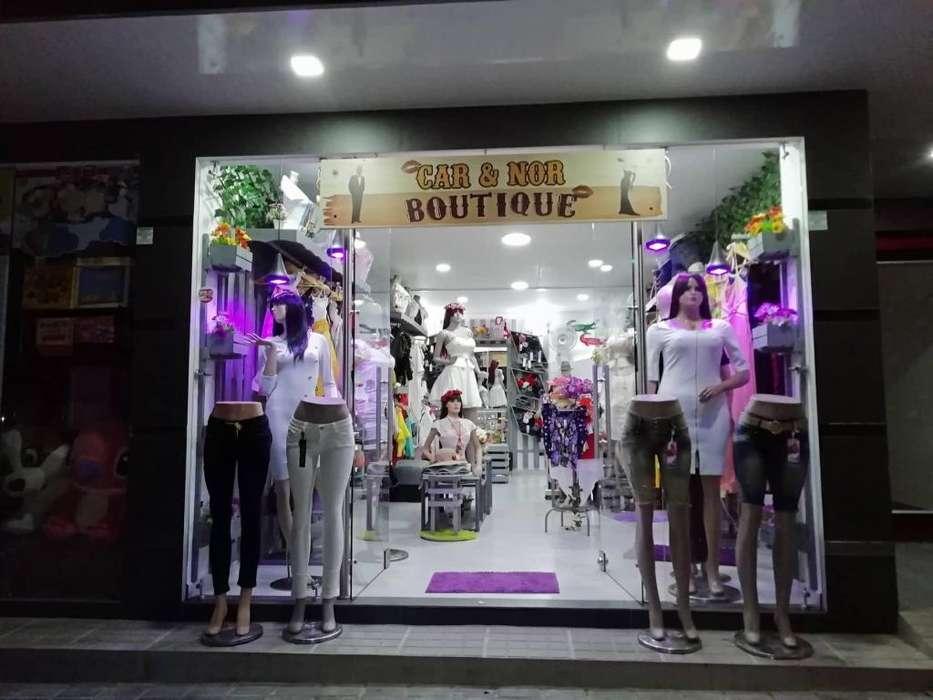se vende boutique