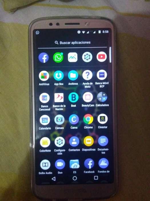 Motorola G6 Play Doble Chip