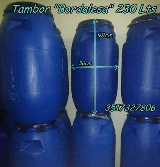 Tambor Tacho Tarro Bordalesa Boca Ancha
