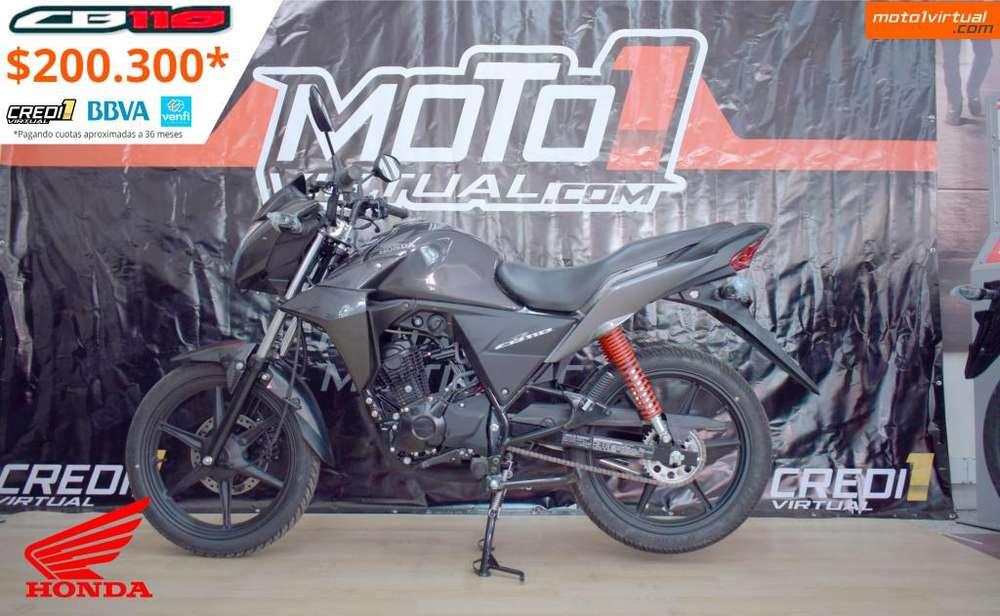 Honda CB 110 DLX. FÁCIL FINANCIACIÓN. NUEVA ES NUEVA!!!