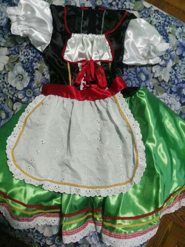 Disfraz de Italiana Nuevo ..p Niña D 8