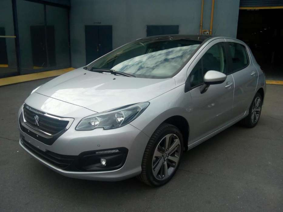 Peugeot 308 2019 - 100 km