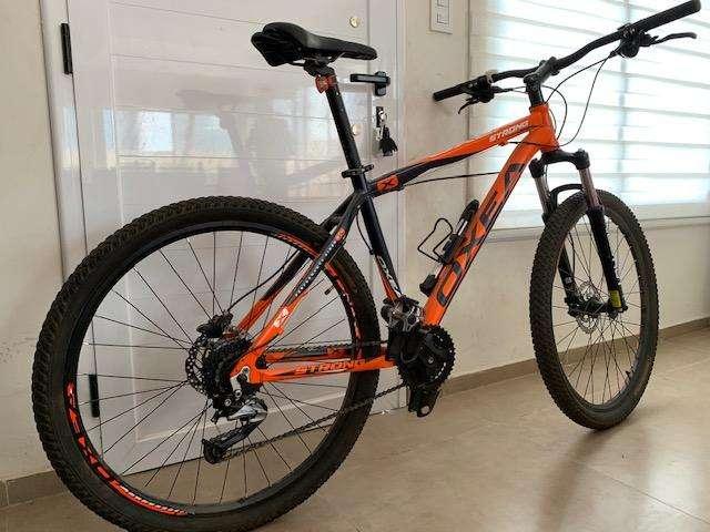 Bicicleta Oxea Strong Hombre R27,5