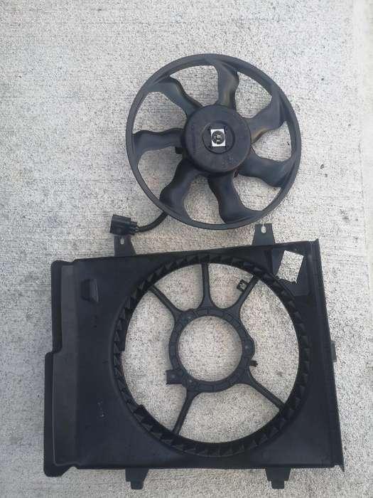 Motor Ventilador Picanto Morning