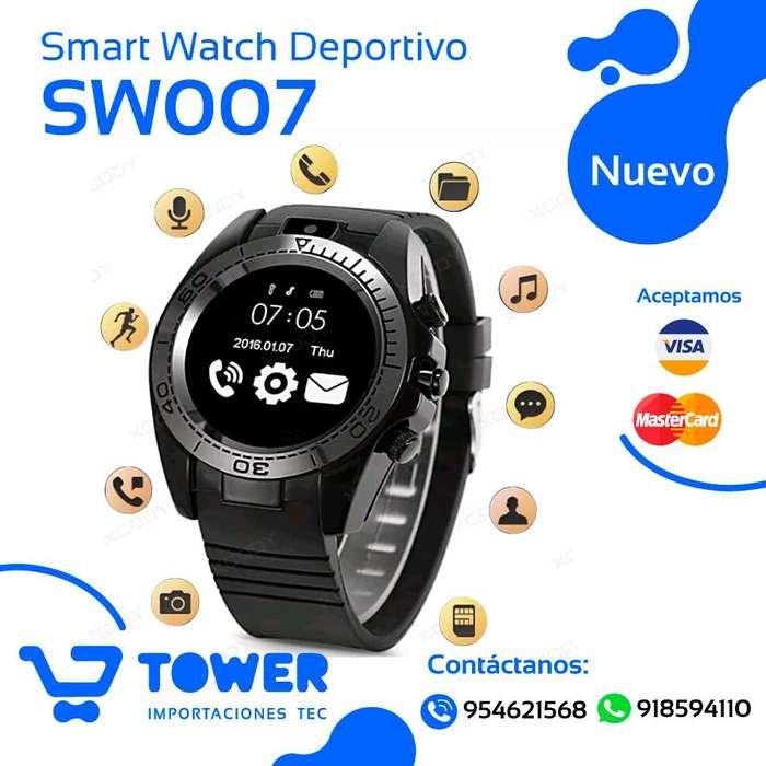 Smart Watch SW007 deportivo Impermeable