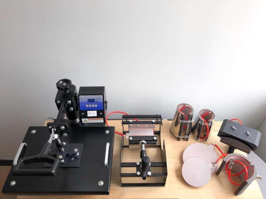 Termofijadora 8 En 1 Impresora Para Sublimación Epson L380 BOGOTÁ
