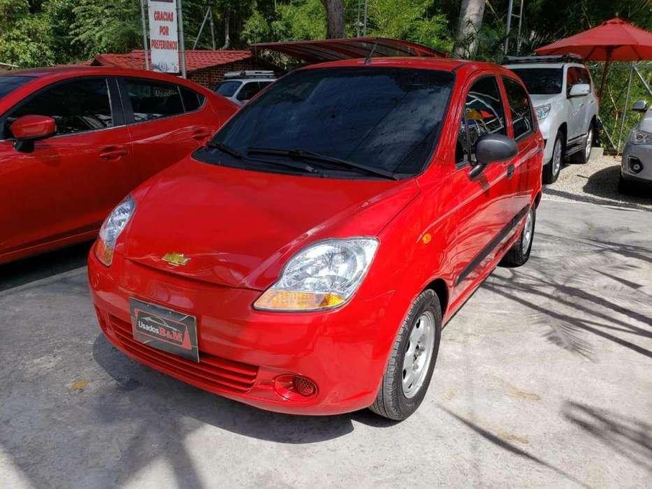 Chevrolet Spark 2009 - 114372 km