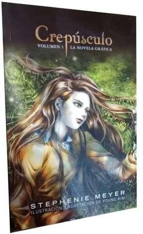 Crepusculo <strong>novela</strong> Grafica Sthephenie Meyer Nuevo Original