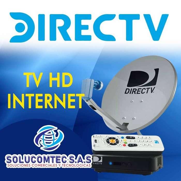 TELEVISIÓN SATÉLITAL FULL HD