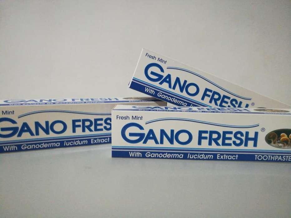 Crema Dental Gano Fresh