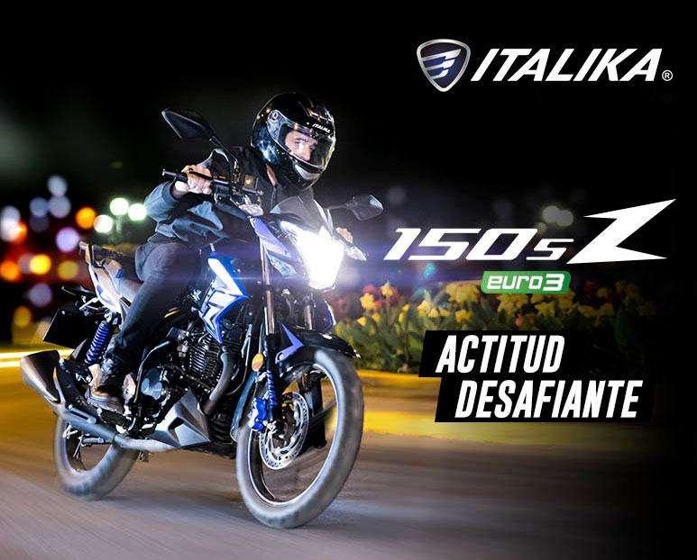 Moto Italika 150 SZ