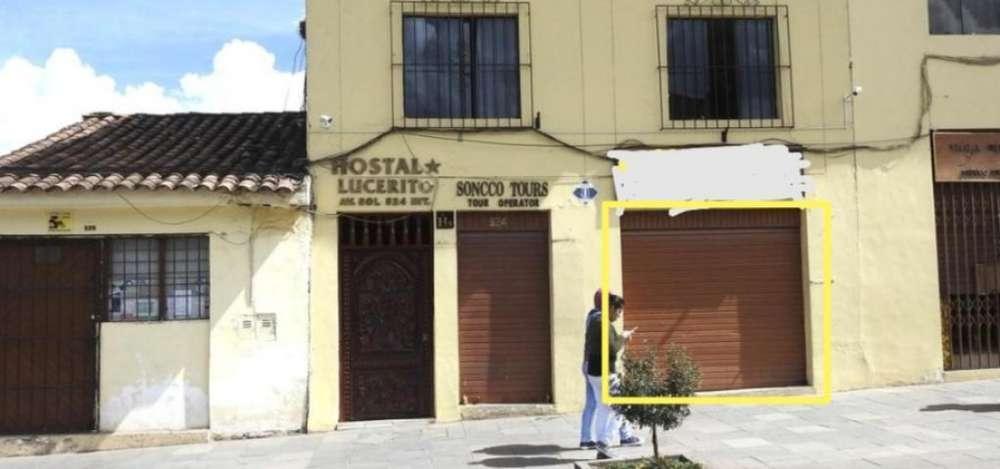 Alquilo en Local en Centro Histórico