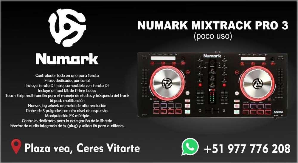 Numark Mixtrack Pro 3 Remate Vitarte ocasión