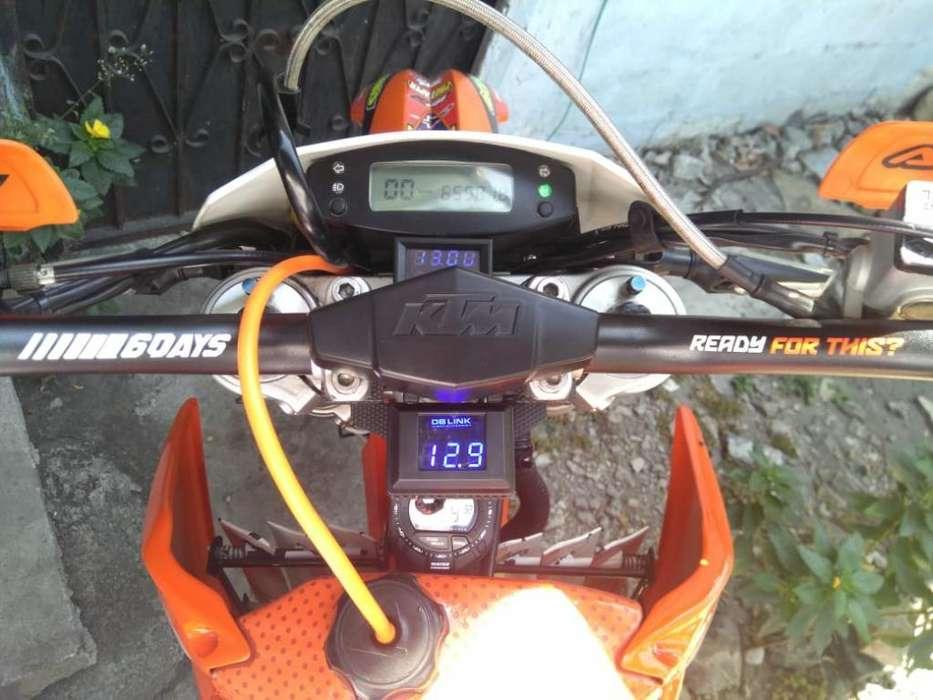 Moto Shynerai Tipo Enduro 250cc